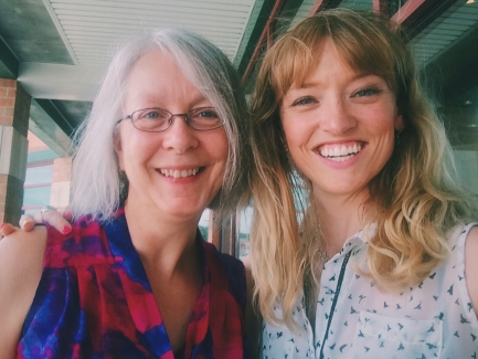 Connie has been a dear friend for years and years. In high school, I played ultimate frisbee with her oldest son, her middle kid was my first (and only!) high school boyfriend and her youngest, Alissa, is fellow Depp-a-Thon VIP! Through it all, Connie has been so kindhearted and encouraging. I am blessed to have her and her husband Phil by my side for this new adventure!