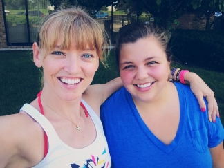 I have a lot to learn from this beautiful girl and her heart of gold! It is a privilege to work beside her in Rock City Youth.