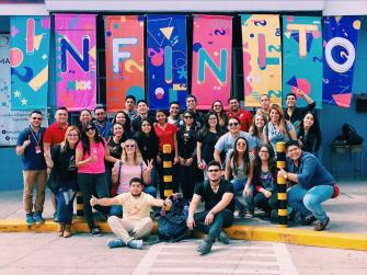 The Infinito Crew!